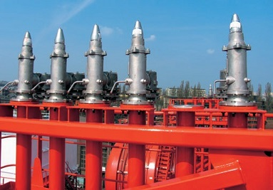 Venting Of Cargo Tanks For Modern Chemical Tankers